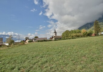 Neuf : Programme neuf Grésy-sur-Isère (73460) - photo