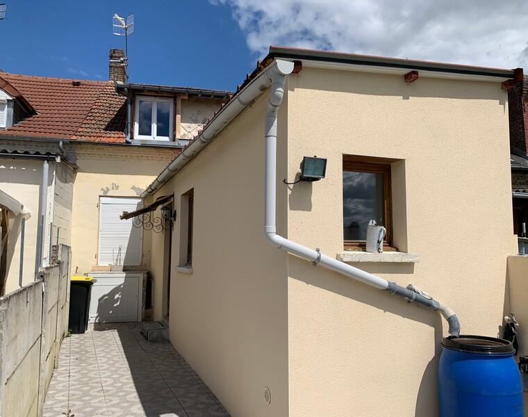 Location Maison 3 pièces 67m² Chauny (02300) - photo