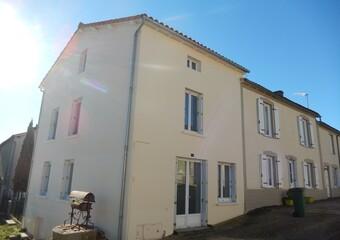 Vente Maison 6 pièces 95m² Le Beugnon (79130) - photo