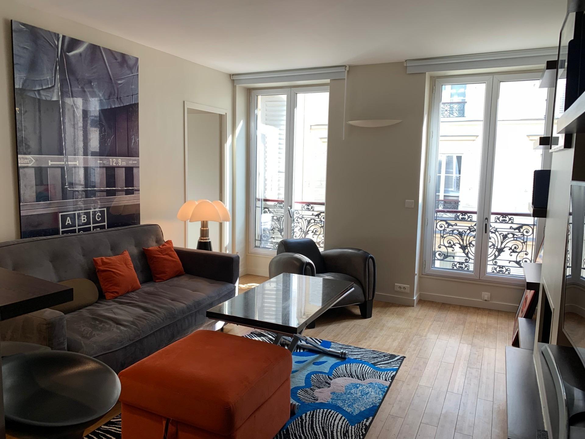 Location Appartement, 2 Pièces, 1 Chambre, Surface 36m²