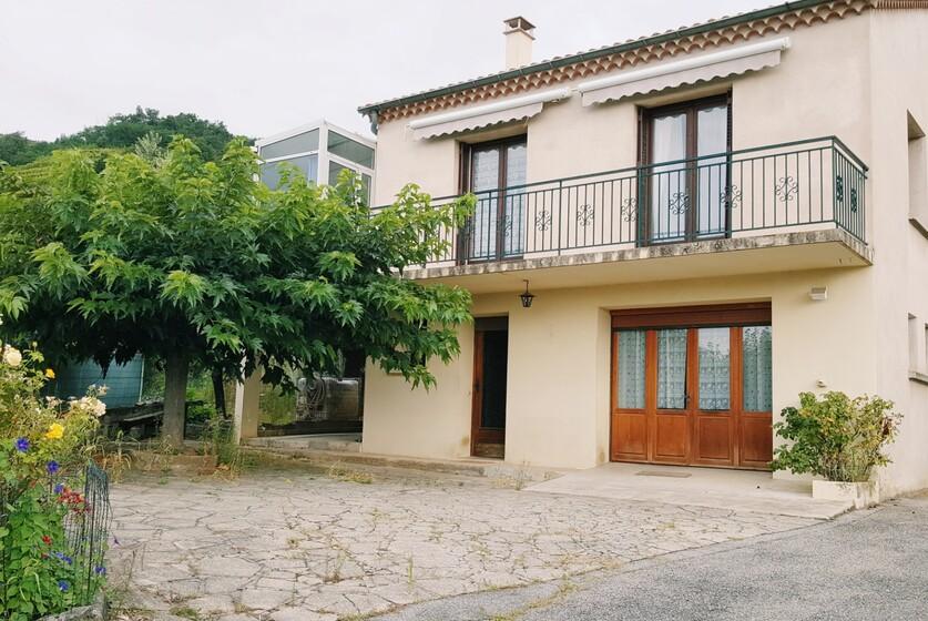 Vente Maison 7 pièces 136m² Saint-Jean-de-Muzols (07300) - photo