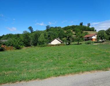 Vente Terrain 1 848m² Valencogne (38730) - photo