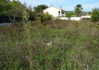 Vente Terrain 612m² Le Teil (07400) - photo