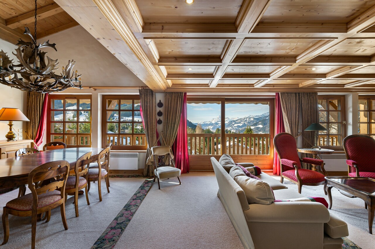 VERY NICE DUPLEX APARTMENT Chalet in Megeve
