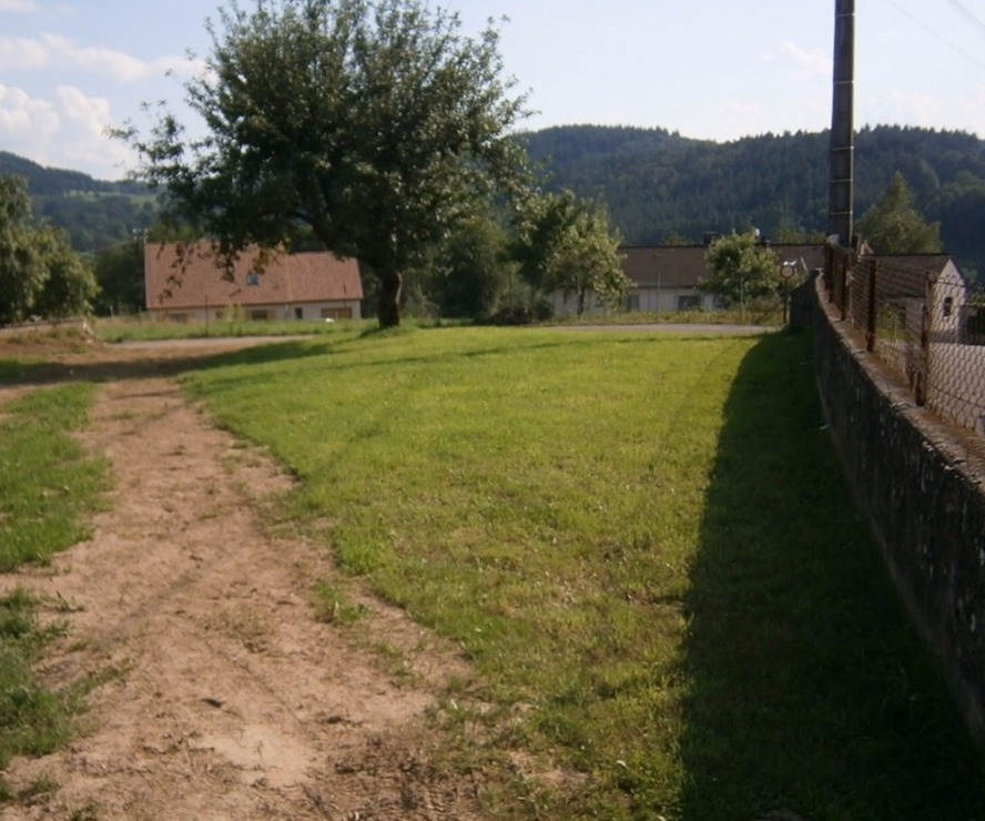Vente terrain chauffailles 71170 232183 for Terrain constructible lyon