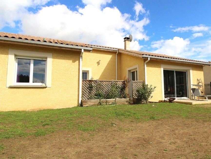 Vente Maison 6 pièces 128m² Saint-Donat-sur-l'Herbasse (26260) - photo