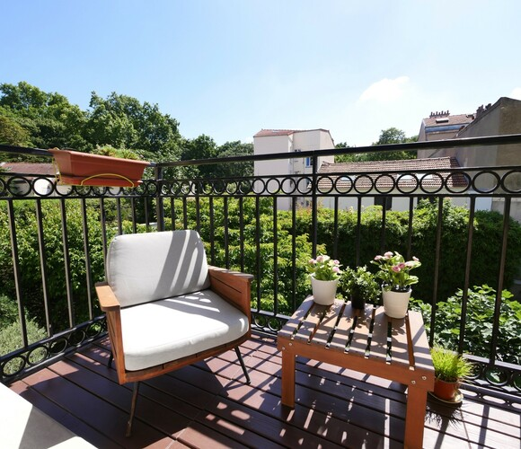 Location Appartement 4 pièces 87m² Suresnes (92150) - photo