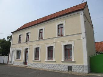Vente Maison 8 pièces 178m² Campagne-lès-Hesdin (62870) - photo