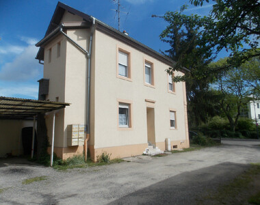 Vente Immeuble 285m² Mulhouse (68200) - photo