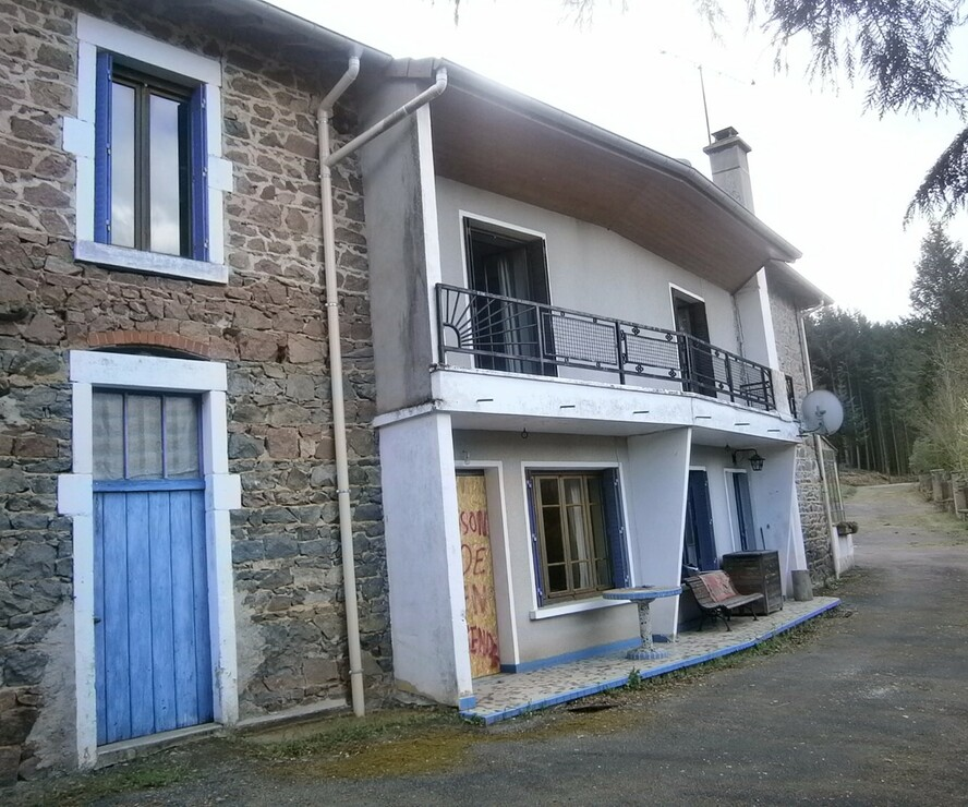 Vente Maison 6 pièces 110m² Ranchal (69470) - photo