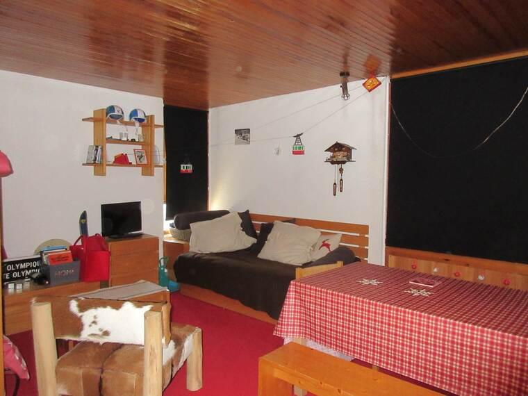 Vente Appartement 1 pièce 30m² Chamrousse (38410) - photo