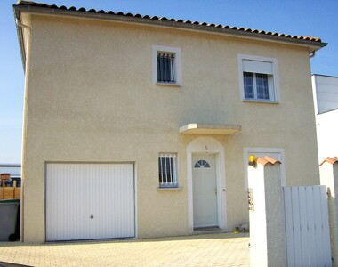 Vente Maison 6 pièces 119m² Saint-Marcel-lès-Valence (26320) - photo