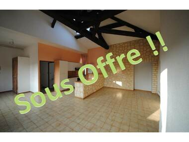 Vente Appartement 2 pièces 60m² Romans-sur-Isère (26100) - photo