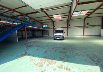 Location Local industriel 590m² Sausheim (68390)