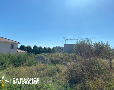 Vente Terrain 622m² Voiron (38500) - photo