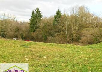 Vente Terrain 912m² Saint-Didier-de-la-Tour (38110) - photo