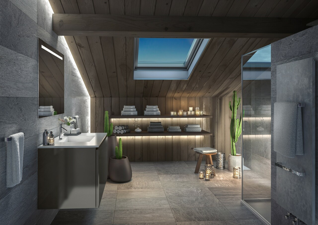 NICE TRIPLEX CLOSE TO THE CENTER Accommodation in Megeve