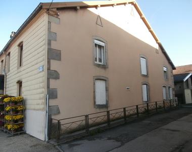 Vente Maison 6 pièces 160m² LE VAL D'AJOL - photo