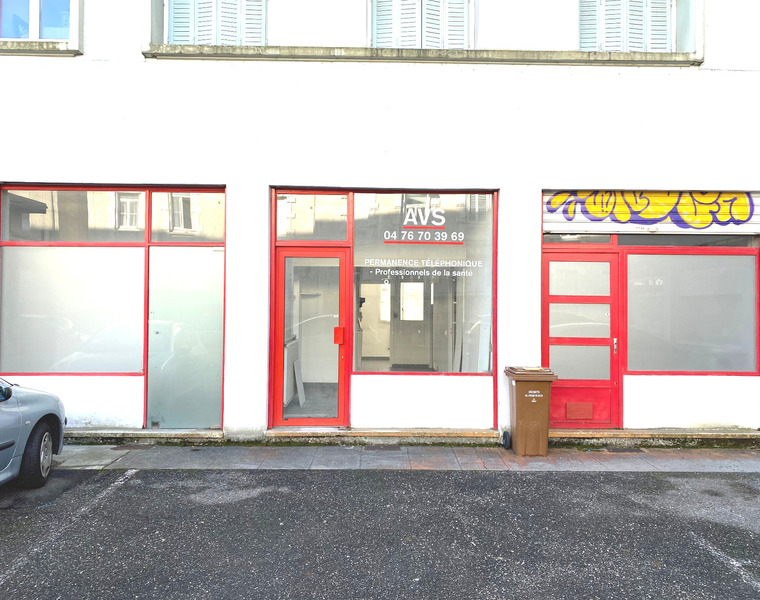 Vente Local commercial 5 pièces 71m² Grenoble (38000) - photo