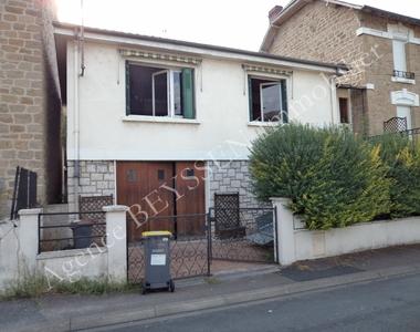 Vente Maison 3 pièces 82m² Brive-la-Gaillarde (19100) - photo