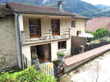 Vente Maison 4 pièces 70m² Oriol-en-Royans (26190) - photo