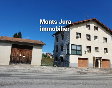 Vente Maison 7 pièces 267m² La Pesse (39370) - photo