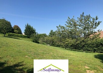 Vente Terrain 900m² Bilieu (38850) - Photo 1