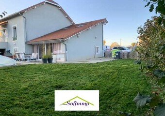 Vente Maison 7 pièces 200m² Montferrat (38620) - Photo 1