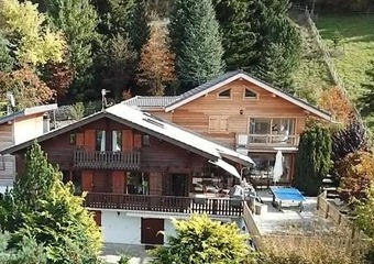 Vente Maison / Chalet / Ferme 10 pièces 260m² Habère-Poche (74420) - Photo 1