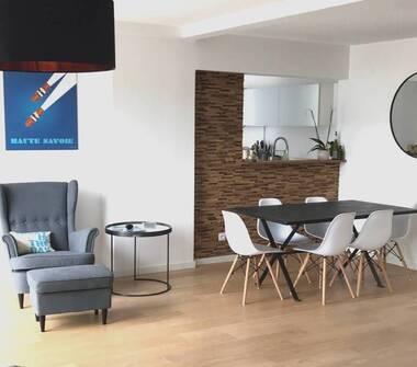 Vente Appartement 5 pièces 120m² Cran-Gevrier (74960) - photo