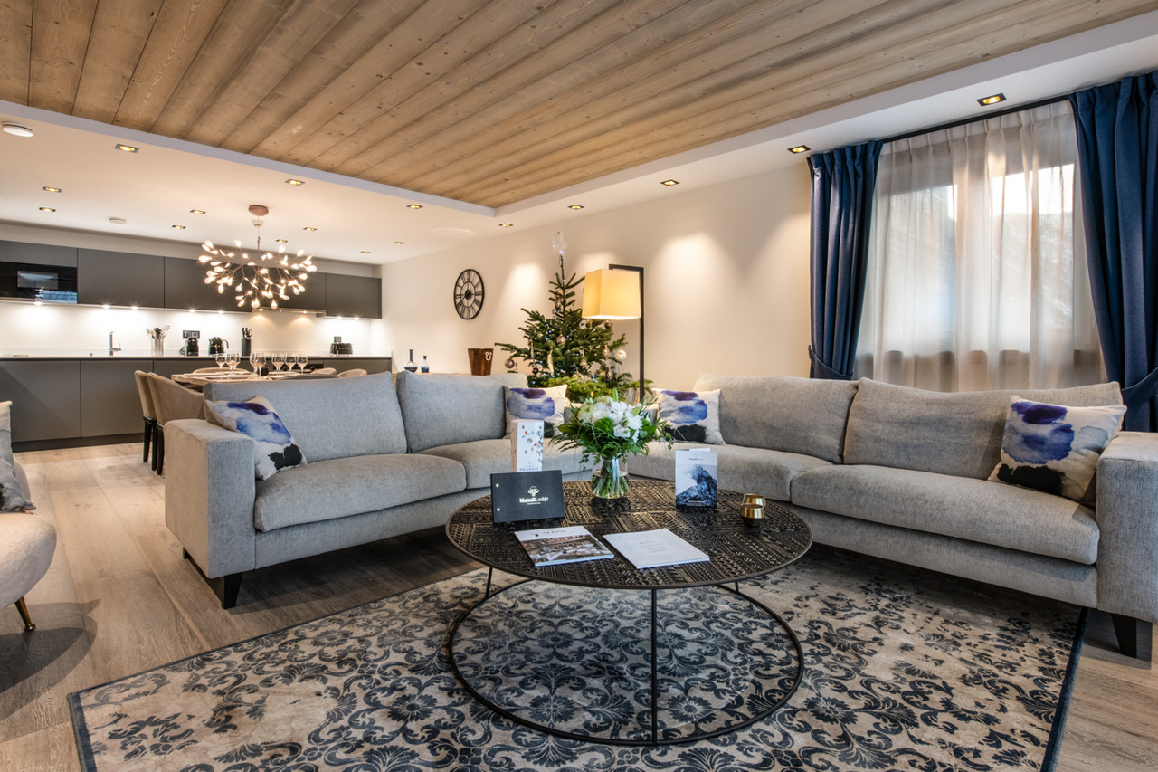 NEW LUXURIOUS FLAT Chalet in Courchevel