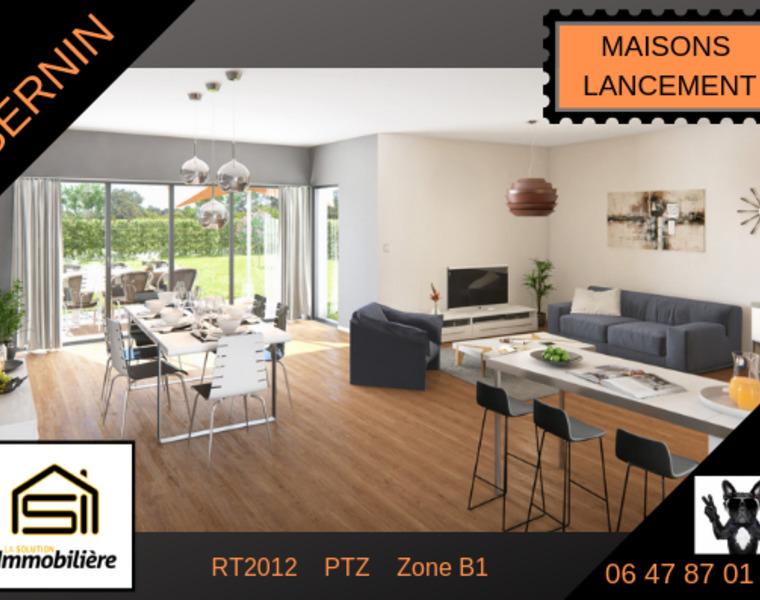 Vente Maison 4 pièces 121m² Bernin (38190) - photo