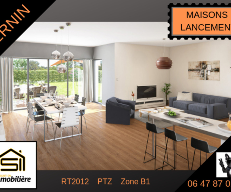 Sale House 4 rooms 121m² Bernin (38190) - photo