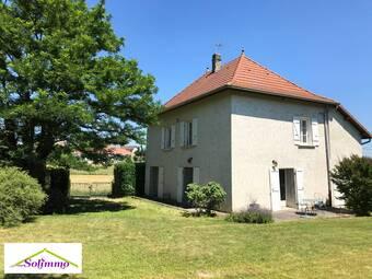 Vente Maison 7 pièces 160m² Les Abrets (38490) - photo