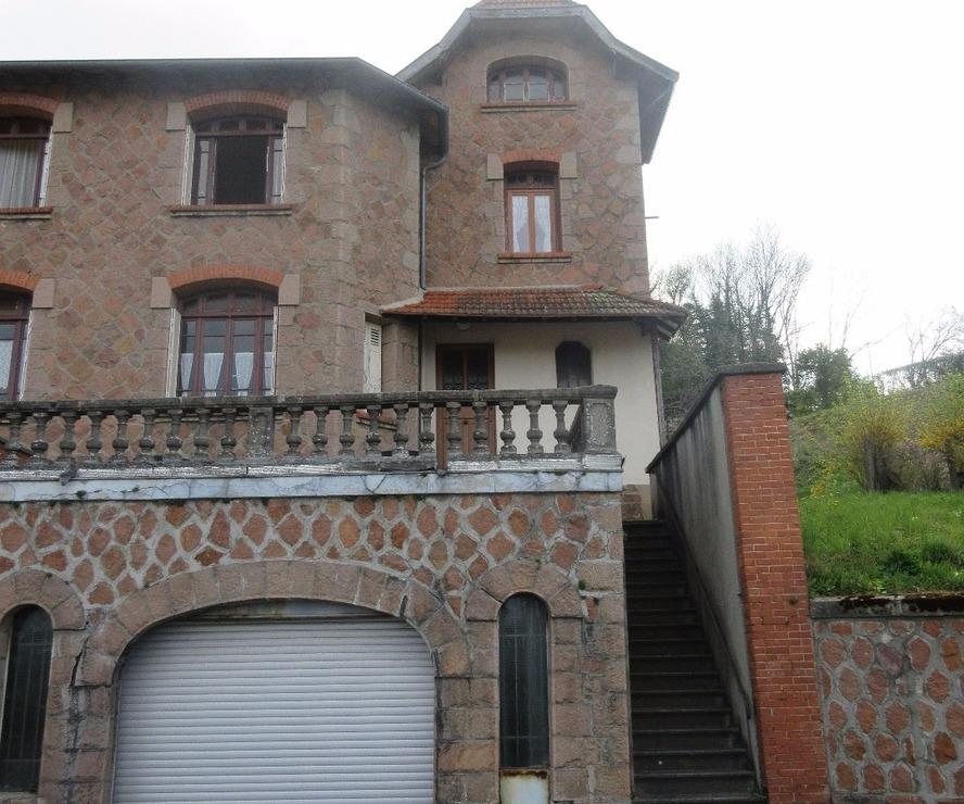 Vente Maison 5 pièces 120m² Bourg-de-Thizy (69240) - photo