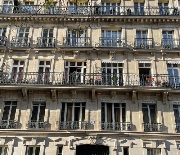 Vente Appartement 2 pièces 40m² Paris 16 (75016) - photo