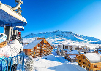 Sale Apartment 4 rooms 100m² Alpe D'Huez (38750) - Photo 1