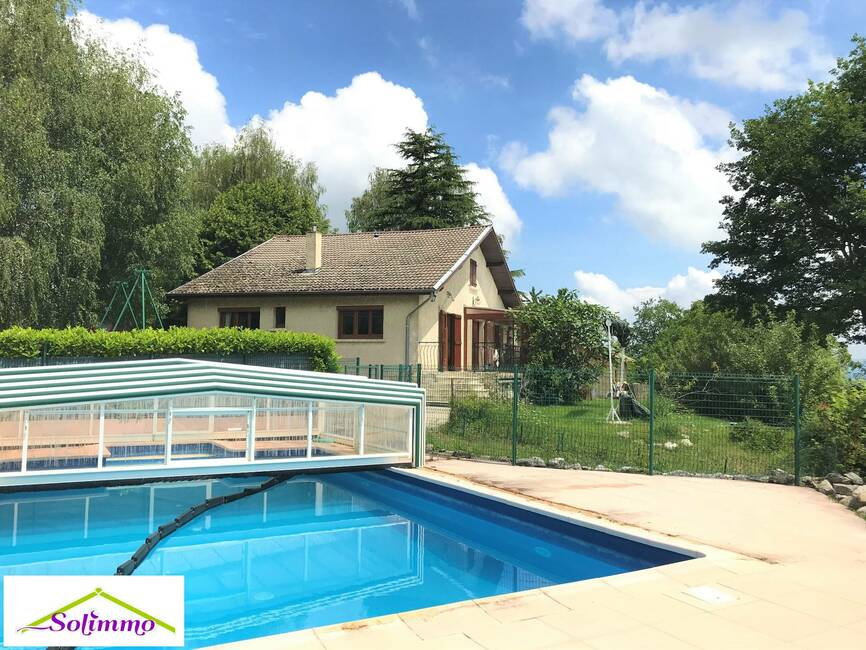 Vente Maison 6 pièces 157m² Montferrat (38620) - photo