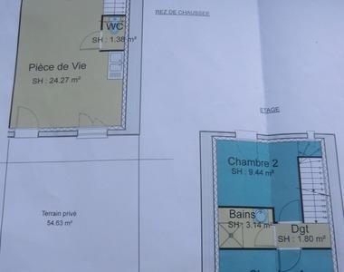 Vente Maison 3 pièces 49m² Aoste (38490) - photo