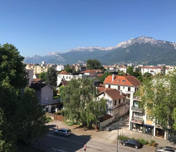 Location Appartement 1 pièce 26m² Grenoble (38100) - photo