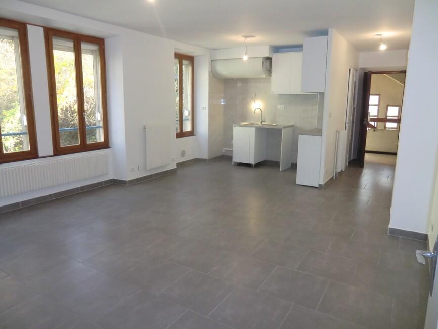Location Appartement 3 pièces 61m² Goncelin (38570) - photo