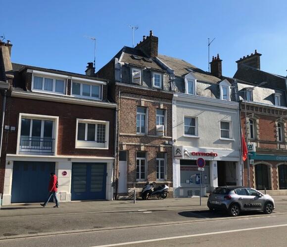 Location Appartement 1 pièce 14m² Amiens (80000) - photo