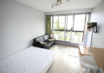 Vente Appartement 1 pièce 22m² Royat (63130) - photo