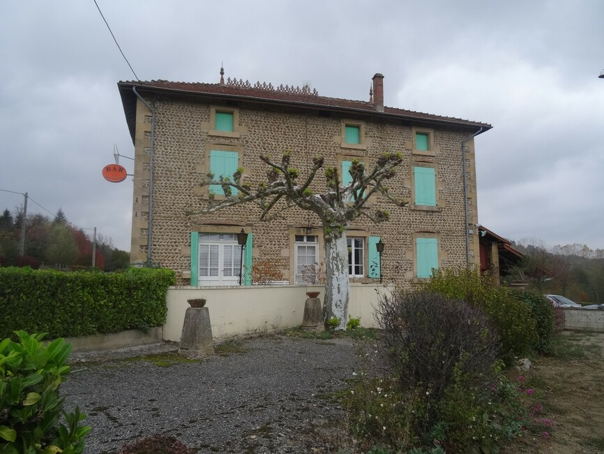 Vente Maison 230m² Génissieux (26750) - photo