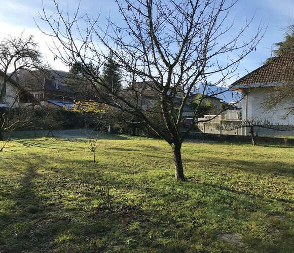 Vente Terrain 600m² Gières (38610) - photo