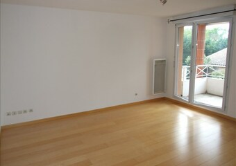 Renting Apartment 2 rooms 38m² Toulouse (31100) - photo