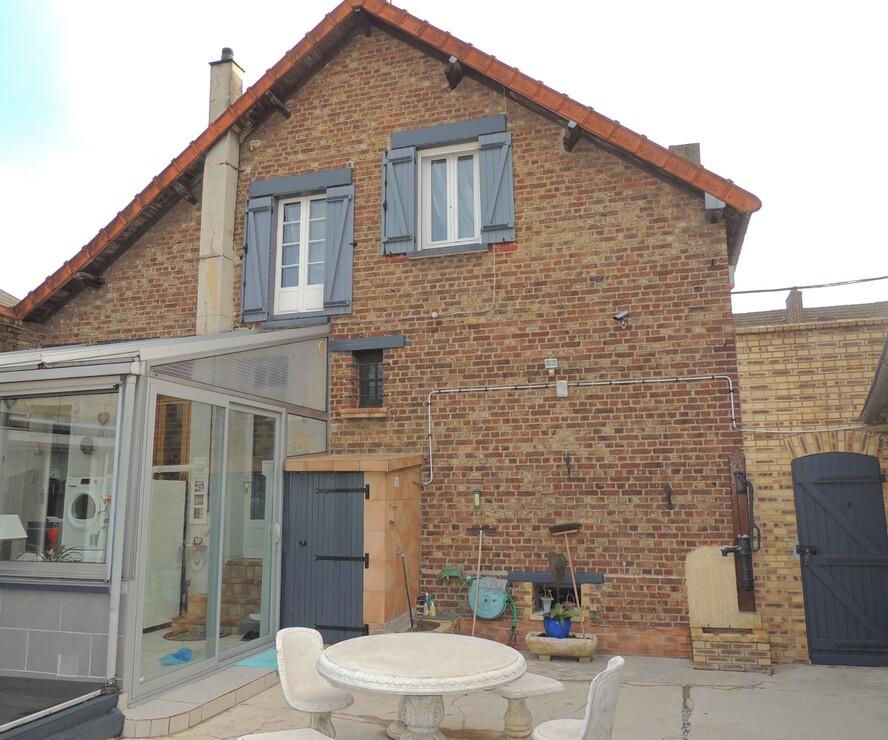 Vente Maison 4 pièces 126m² Tergnier (02700) - photo