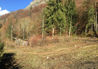 Vente Terrain 1 000m² Vailly (74470) - Photo 1