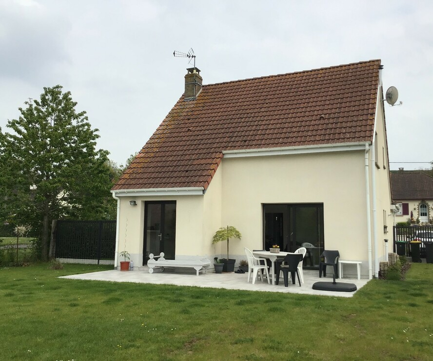 Sale House 5 rooms 107m² Tubersent (62630) - photo