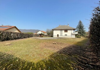 Vente Terrain 790m² Saint-Cassien (38500) - Photo 1